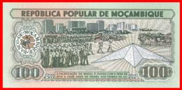 BILLETE DE MOZAMBIQUE  AÑO 1989 - Mozambique
