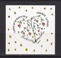 Autoadhésif N° 149**  Coeur - France