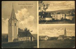 KABOLD 1915. Cca. Régi Képeslap - Ungheria