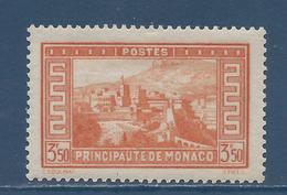Monaco - YT N° 131 - Neuf Avec Charnière - 1933 à 1937 - Neufs