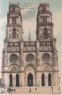Toulouse La Cathedrale  1917 - Toulouse