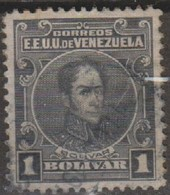 Venezuela 1915 MiN°104 1v (o) - Venezuela