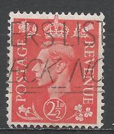 Great Britain 1951. Scott #284 (U) King George VI * - 1902-1951 (Rois)