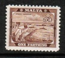 MALTA  Scott # 29* VF MINT HINGED (Stamp Scan #436) - Malte