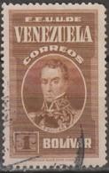 Venezuela 1938 MiN°246 1v (o) - Venezuela