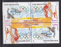 Timbre N° 4436 & 4437** (bloc De 4) - Unused Stamps