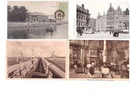 Lot 710 Cartes Postales étrangères , Les Cartes Scannées Sont Incluses Dans Le Lot - Cartes Postales