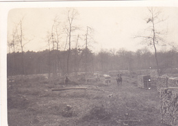 59 - ... Orchies Wald Photo Allemande - Autres Communes