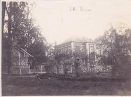 59 - ...Allennes Château De Bourg   Photo Allemande - Autres Communes