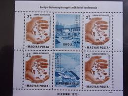 HUNGRIE, UNGARN MI-NR BLOC 99 NEUF MNH POSTFRISCH - Blocks & Sheetlets