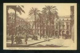 Barcelona. *Macia Square* Ed. Red Star Line. Nueva. - Barcelona