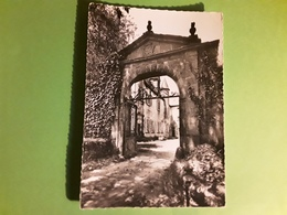 Environs De LAURIERE,Haute Vienne,le Chateau Du Chambon,entrée Principale,cachet Convoyeur Ligne CHÂTEAUROUX  LIMOGES - Lauriere