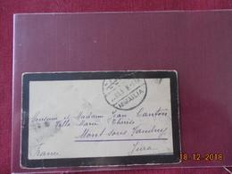 Petite Lettre D Egypte Pour La France De 1934 - Lettres & Documents