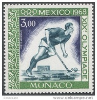 MONACO 1967 / 1973 N° 92 -  NEUF** - Airmail