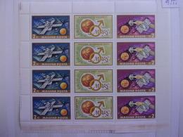 HUNGRIE, UNGARN MI-NR BLOC 2739-40KB NEUF MNH POSTFRISCH - Blocks & Sheetlets