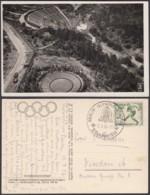 Allemagne 1936- CP Jeux Olympiques De Berlin (5G25266) DC1220 - Summer 1936: Berlin