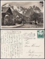 Allemagne 1936- CP Jeux Olympiques De Berlin (5G25266) DC1227 - Winter 1936: Garmisch-Partenkirchen