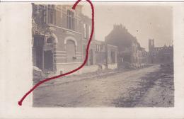 59 - ...Quesnoy-en-Deule Hauptstrasse Carte Photo Allemande - Autres Communes