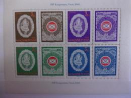 HUNGRIE, UNGARN MI-NR BLOC 1698-1701KB NEUF MNH POSTFRISCH - Blocks & Sheetlets
