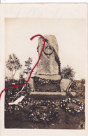 59 - ...Séclin Denkmal Am Friedhof Cimetière Carte Photo Allemande - Autres Communes