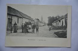 RAINNEVILLE-grande Rue-carte Blanche - France