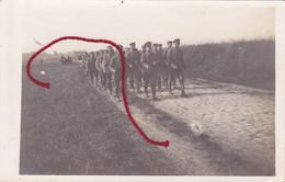 59 - ...Haynecourt Auf Den March   Carte Photo Allemande - Autres Communes