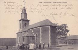 59 - ... Lourches Eglise   Carte Allemande - Autres Communes