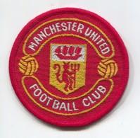 FOOTBALL / SOCCER / FUTBOL / CALCIO - FC MANCHESTER UNITED, England, Sport Patch, D 70 Mm - Ecussons Tissu