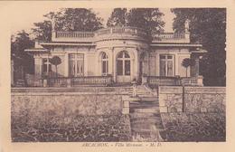 Cpa Arcachon - Villa Miramar - Arcachon