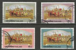 Thailand - 1992 Agriculture Used  Sc 1450-3 - Thailand