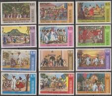 Venezuela 1966 MiN°1647 12v MNH - Venezuela