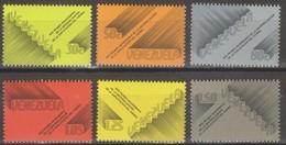 Venezuela 1977 MiN°2069 6v MNH - Venezuela