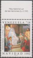 Venezuela 1992 MiN°2759 1v MNH - Venezuela