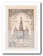 Brazilië 1949, Postfris MNH, 200 Years City Ouro Fino, Minas Gerais - Brazilië