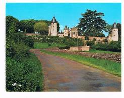 CPSM MASSEUIL Chateau Du Bois Fremin - Frankreich