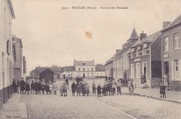 59 - ...Maulde Bureau Des Douanes CACHET Important   Carte Allemande - Autres Communes
