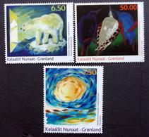 Greenland 2010       Minr.551-52   MNH  ( ** ) ( Lot  F  1063 ) - Unused Stamps