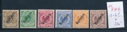 Marianen Nr. 1-6 II  *  (ee9306  ) Siehe Scan - Colony: Mariana Islands