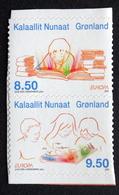 Greenland 2010   EUROPÅ    Minr.556-57   MNH  ( ** ) ( Lot  F  1068 ) - Unused Stamps