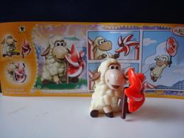 Kinder FF 271 Mouton, Avec Bpz. - Familles