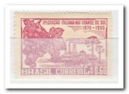 Brazilië 1950, Postfris MNH, Fruit, Wine - Brazilië