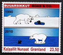 Greenland 2010        Minr.565   MNH  ( ** ) ( Lot  F  1078 ) - Unused Stamps