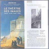 Fremok Peeters Renard Schuiten Le Théâtre Des Images 2003 - Livres, BD, Revues