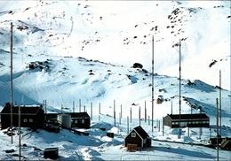 ! Moderne Ansichtskarte Aus Grönland, Ammassalik, 1987, Greenland, Sender, Funk - Groenland