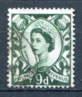 GRANDE BRETAGNE ECOSSE    N° YT : 430  / 5 - Regionalmarken