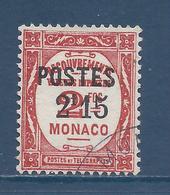 Monaco - YT N° 151 - Oblitéré  - 1937 - Monaco