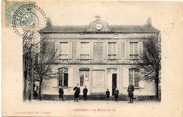 -89- LEUGNY - 1906 - La Mairie - Sonstige Gemeinden
