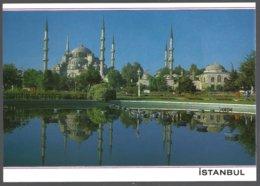 CP Keskin 34-505-Türkiye, ISTANBUL,Sultanahmet Camii (1616) The Blue Mosque-La Mosquée Bleue - Islam
