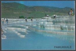 CP Foto:Semih Kayalar-Türkiye, A View Of Pamukkale - Turchia