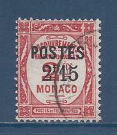 Monaco - YT N° 151 - Oblitéré  - 1937 - Usati